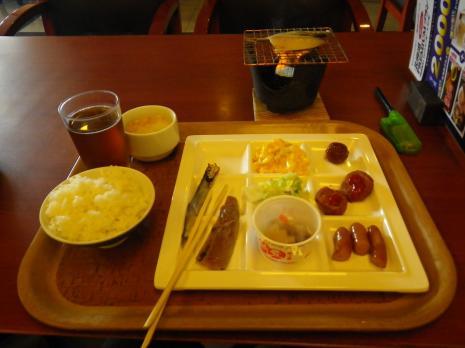 下呂温泉 朝食