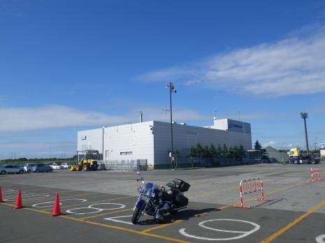 苫小牧東フェリーターミナル