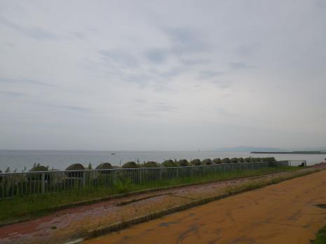 紫雲寺記念公園キャンプ場 2