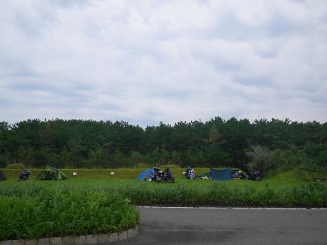 紫雲寺記念公園キャンプ場 3
