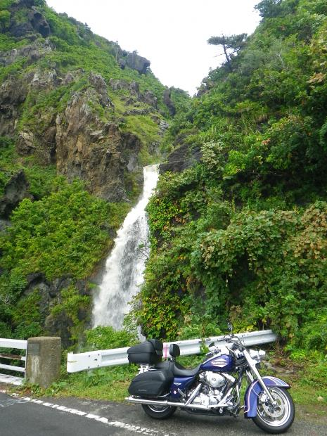 岩谷口の滝