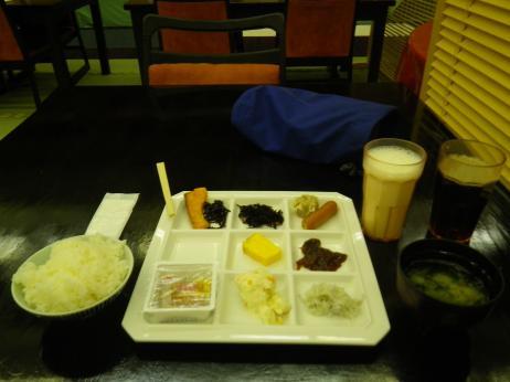 ホテル奥久慈館 朝食