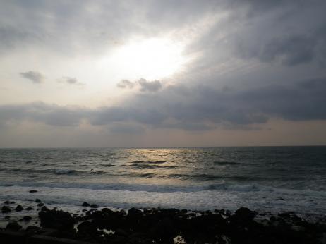 清眺 眺め 日本海