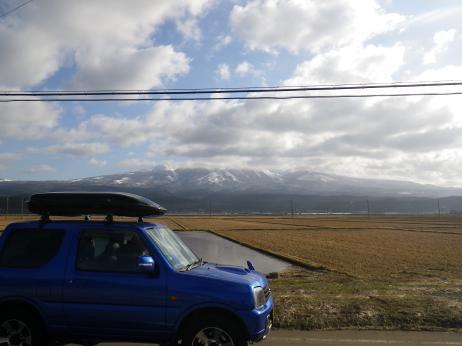 鳥海山 2013