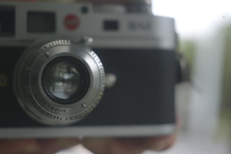 M8/Makro-Plasmat 5cmF2.7