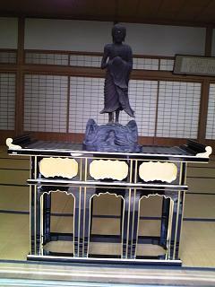 浄運寺秘蔵仏像
