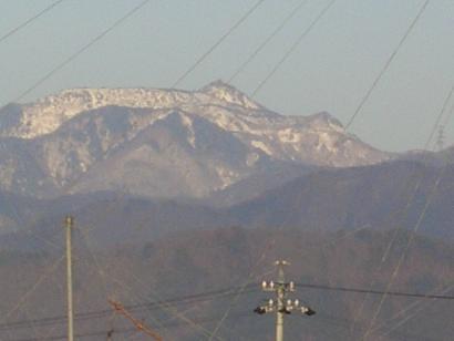 笠岳(冬)
