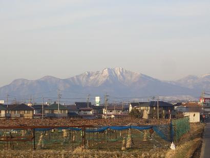 高社山(高井富士)