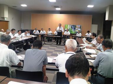 H24年度南部地域公民館での市民会議