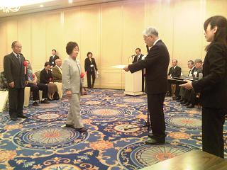 H24長野広域連合感謝状贈呈式