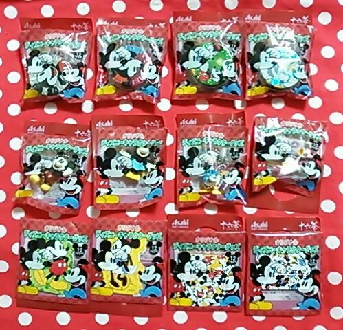 Asahi 十六茶 オリジナル ディズニーキャラクターグッズ