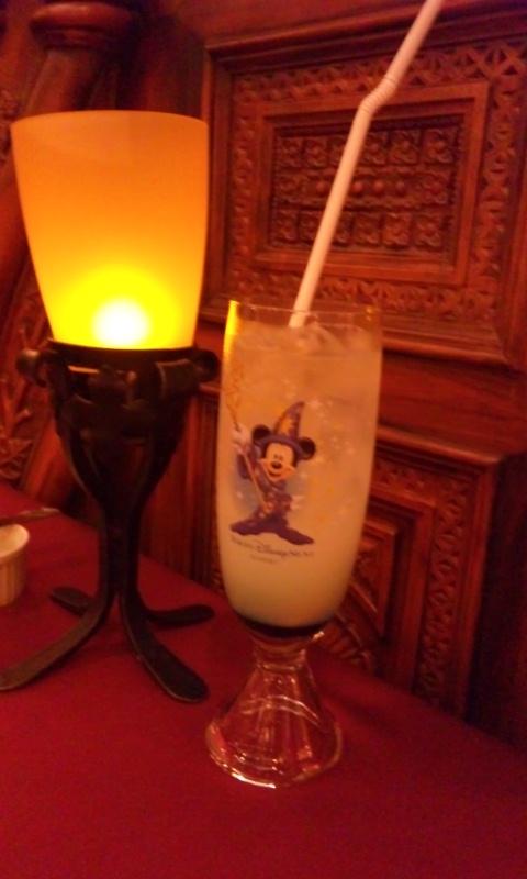 マゼランズのコレクタブルグラス(ミッキー)