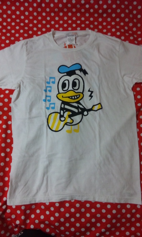 フジロックフェスティバル12 × ビームス コラボTシャツ♪