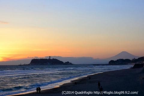 2014冬の江の島・鎌倉 その⑧