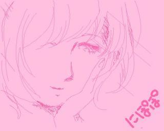 ピンクにぽぽ