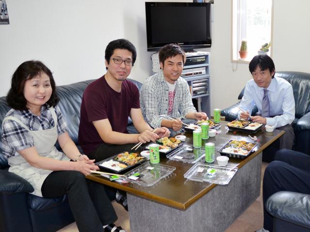 6月の昼食会