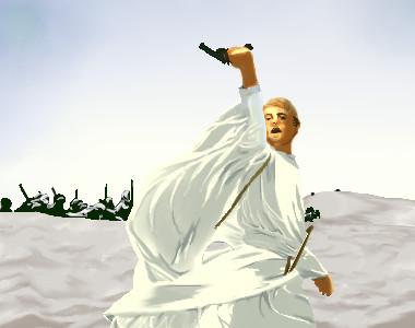映画「アラビアのロレンス」観ました