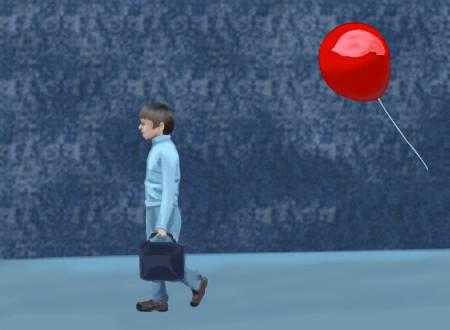 映画「赤い風船」観ました