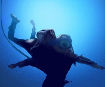 映画「潜水服は蝶の夢を見る」観ました