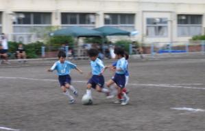 2004年度 SL 幼稚園トリオ