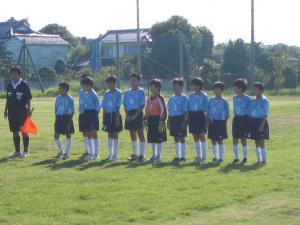 2005年夏合宿 6年生の部
