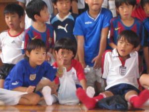 祝!青葉FC10周年記念