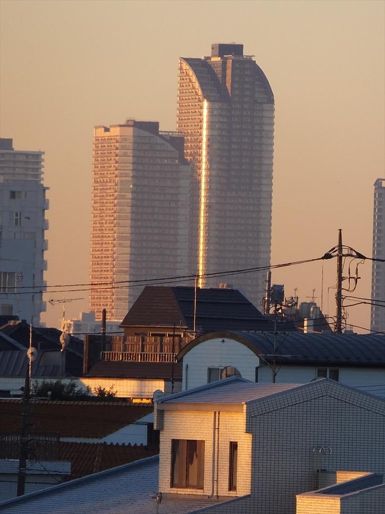 武蔵小杉の超高層マンション