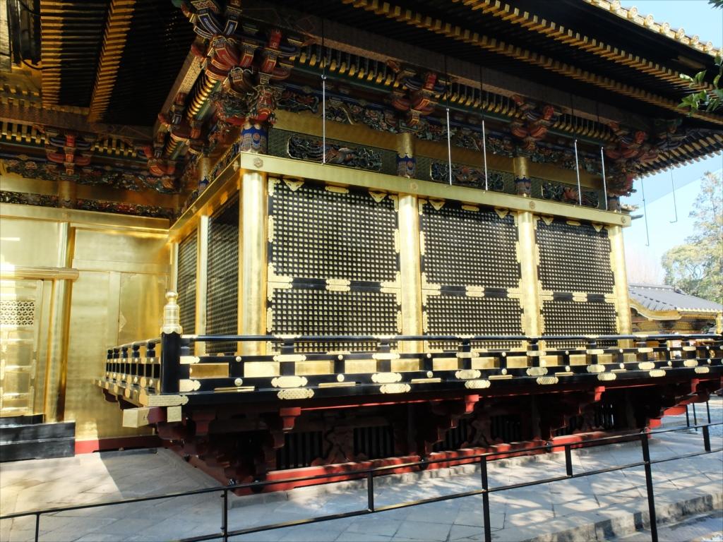 拝殿の左側面_1