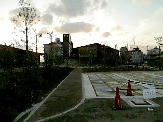 長良川沿い徒歩通勤_うかいミュージアム_01
