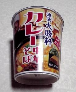 大勝軒 カレー中華そば(カップ版)