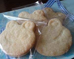 カエルクッキー