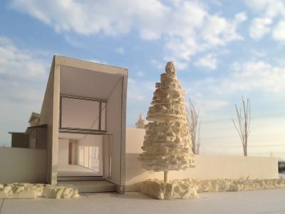 Tree模型 西側