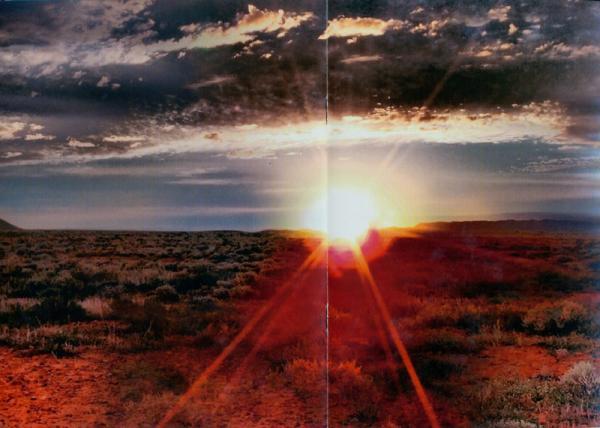 ウーメラ砂漠