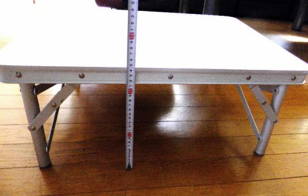 新テーブル高さ