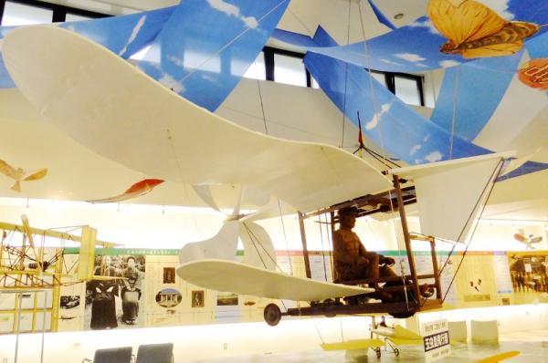 玉虫形飛行器模型02