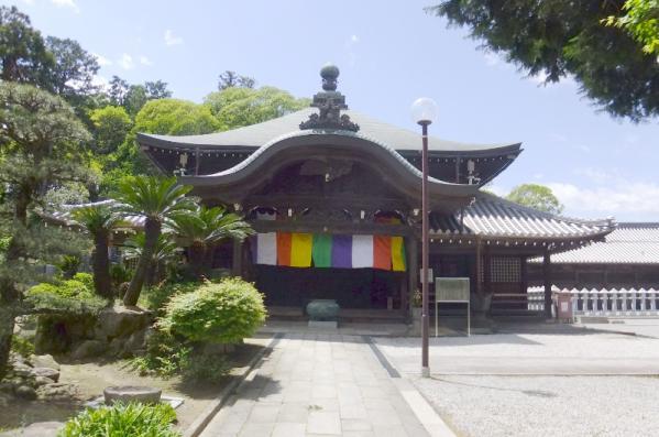三仏堂(涅槃堂)