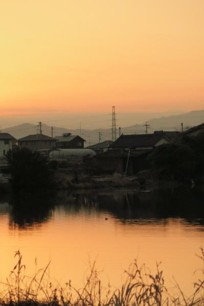 春霞の朝02