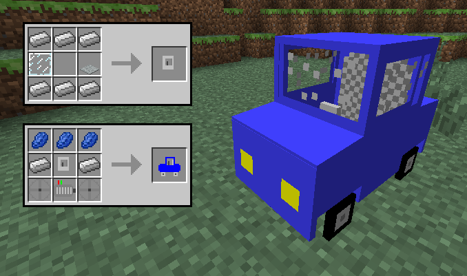Cars and Drives MOD-4