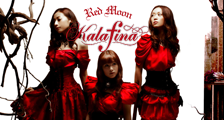 Kalafina 2nd Album「Red Moon」