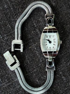 ほしかった腕時計♪なんだけど・・・