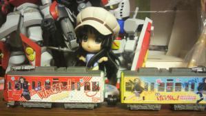 Bトレインショーティー 京阪600形「映画けいおん!」ラッピング電車