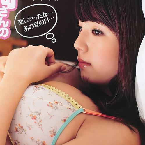 篠崎愛 「篠崎さんの物足りない日々」 グラビア画像