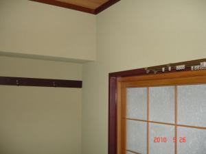 壁紙張替(クロス張替)、和室