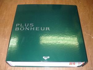 東リのオーダーカーテン見本帳「PLUS BONHEUR(プラスボヌール)2010-2013」