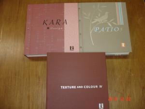 tomita(トミタ)の壁紙カタログ(カーラデザイン、パティオ5、テクスチャーアンドカラーⅣ