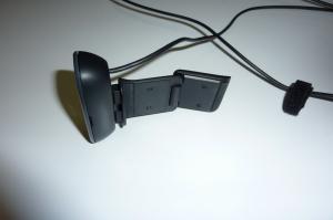 HD Webcam C270の裏側写真