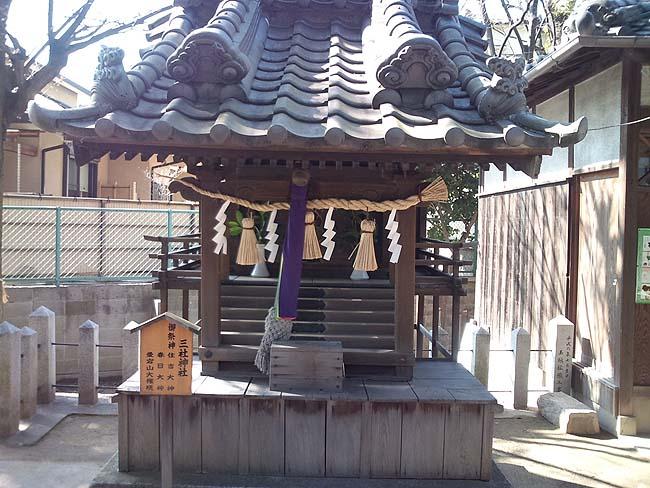 神社とか好きやねん 椋橋総社(豊中市庄本町)