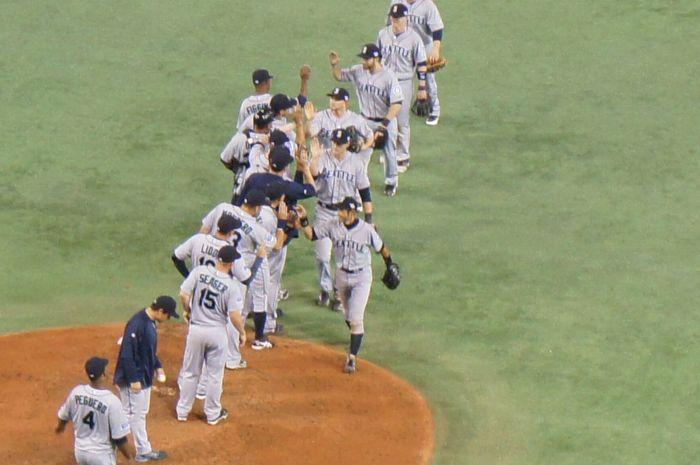 イチロー日本開幕戦2012-9