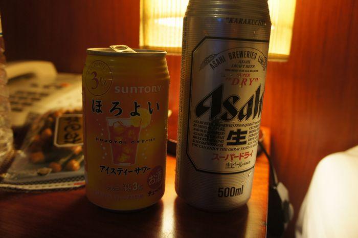 台湾・ホテルにて