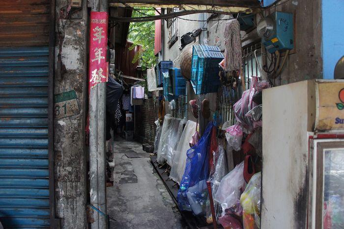 台湾・街並み